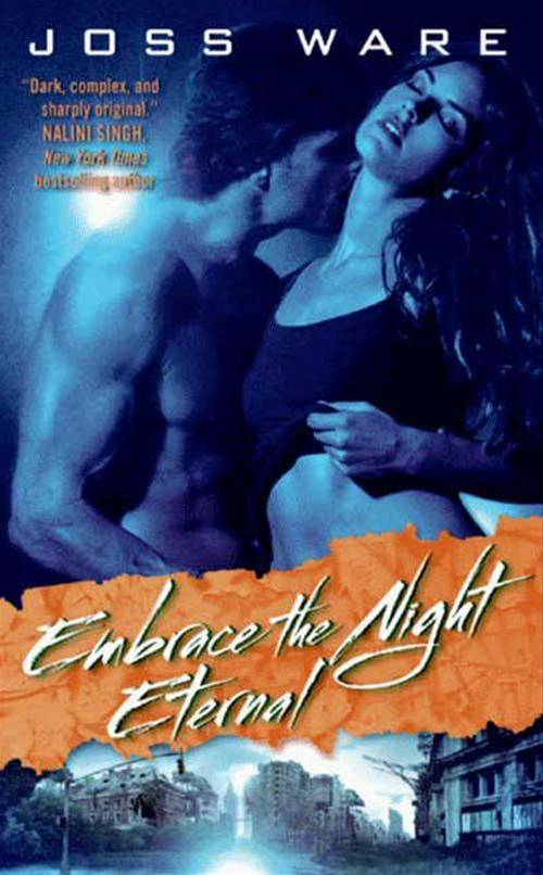 Embrace the Night Eternal: Envy Chronicles, Book 2