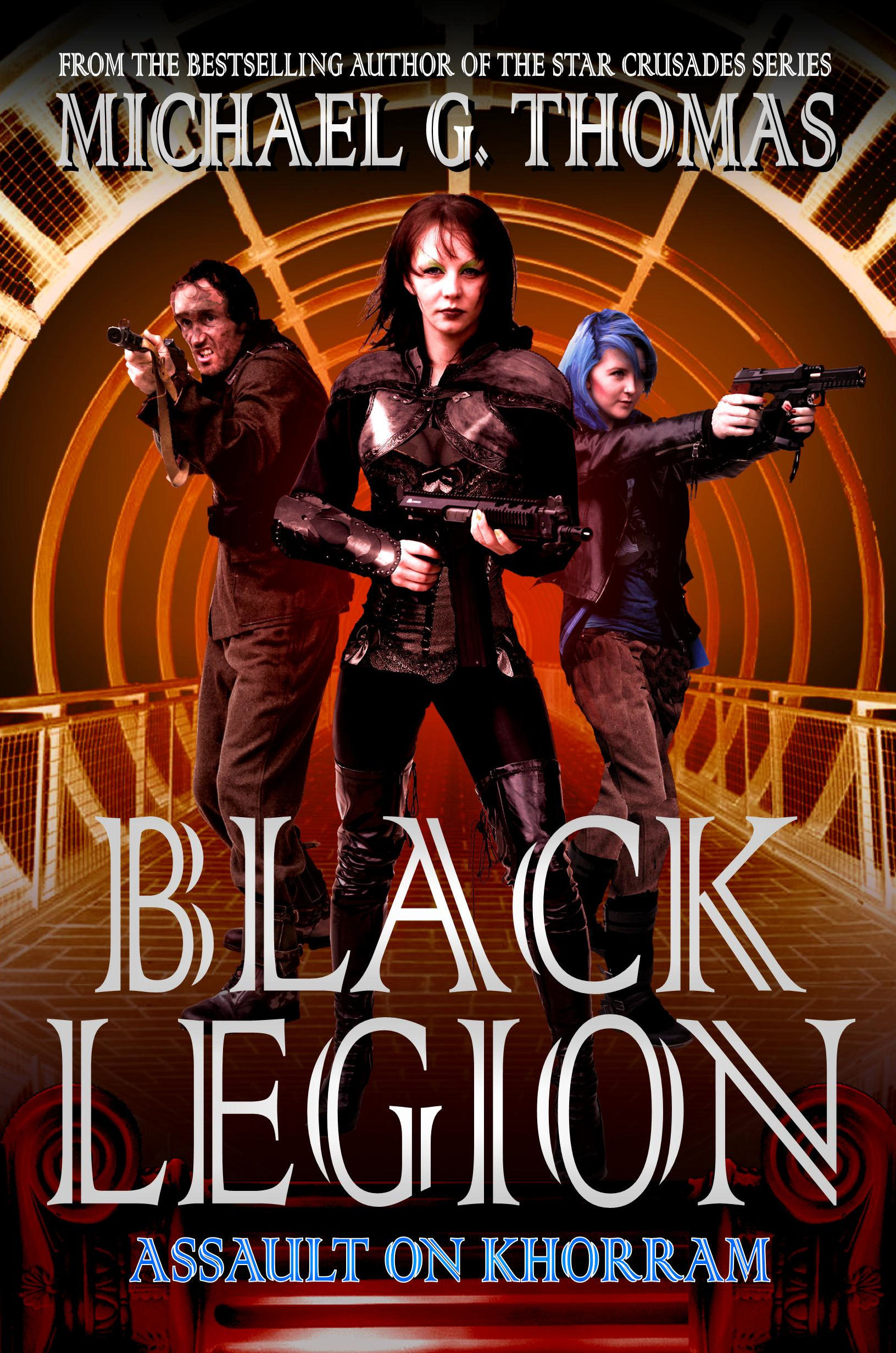 Black Legion: Assault on Khorram