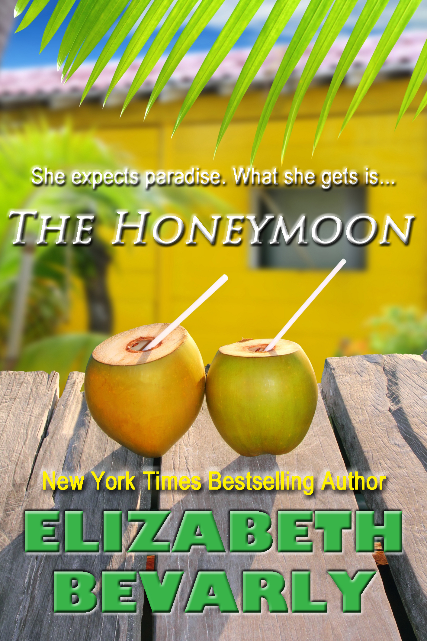 The Honeymoon By: Elizabeth Bevarly