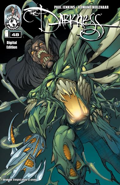 Darkness #48 (Volume 2 #8)