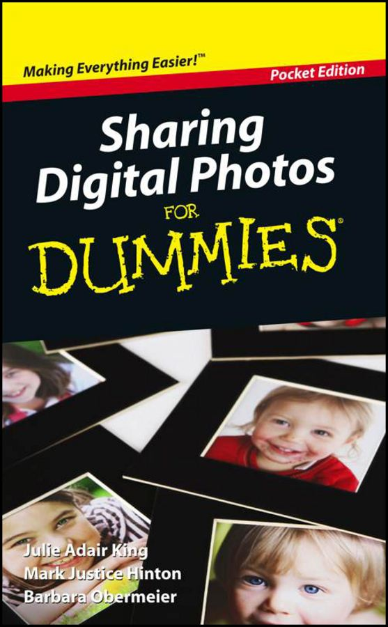 Sharing Digital Photos For Dummies?, Pocket Edition