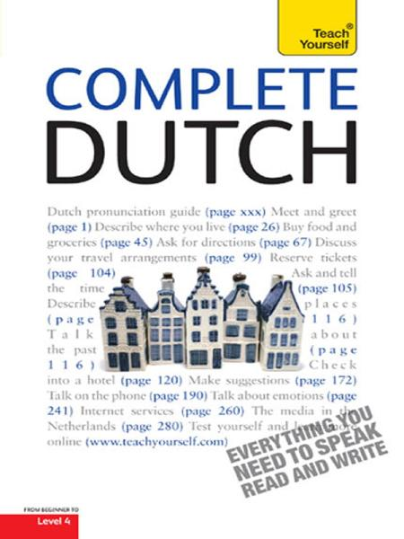 Complete Dutch By: Dennis Strik,Gerdi Quist