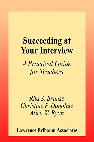 Succeeding at Your Interview