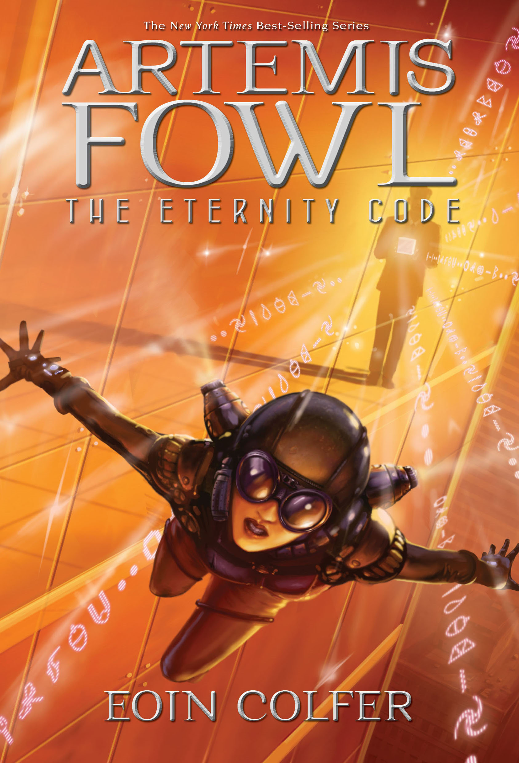 The Eternity Code By: Eoin Colfer
