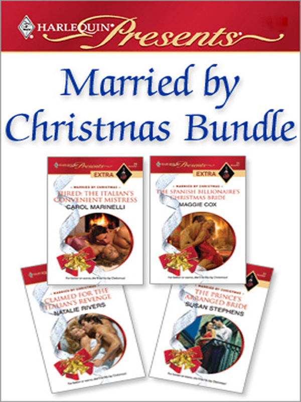 Married by Christmas Bundle