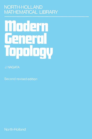 Modern General Topology