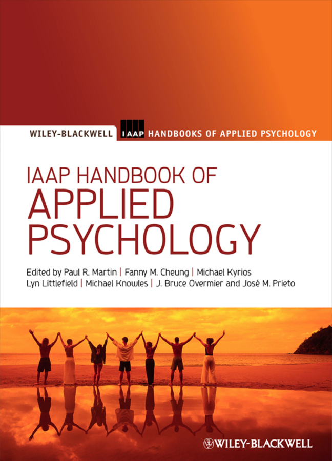 IAAP Handbook of Applied Psychology By: