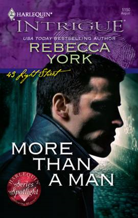 More Than a Man By: Rebecca York