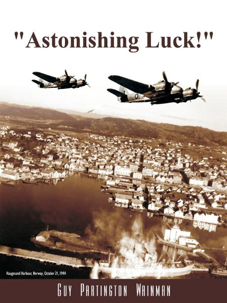 Astonishing Luck By: Guy Partington Wainman