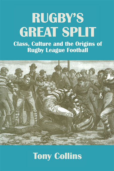 Rugby's Great Split