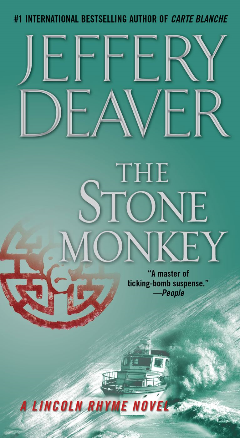 The Stone Monkey By: Jeffery Deaver