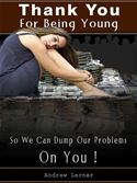 online magazine -  Thank You For Being Young
