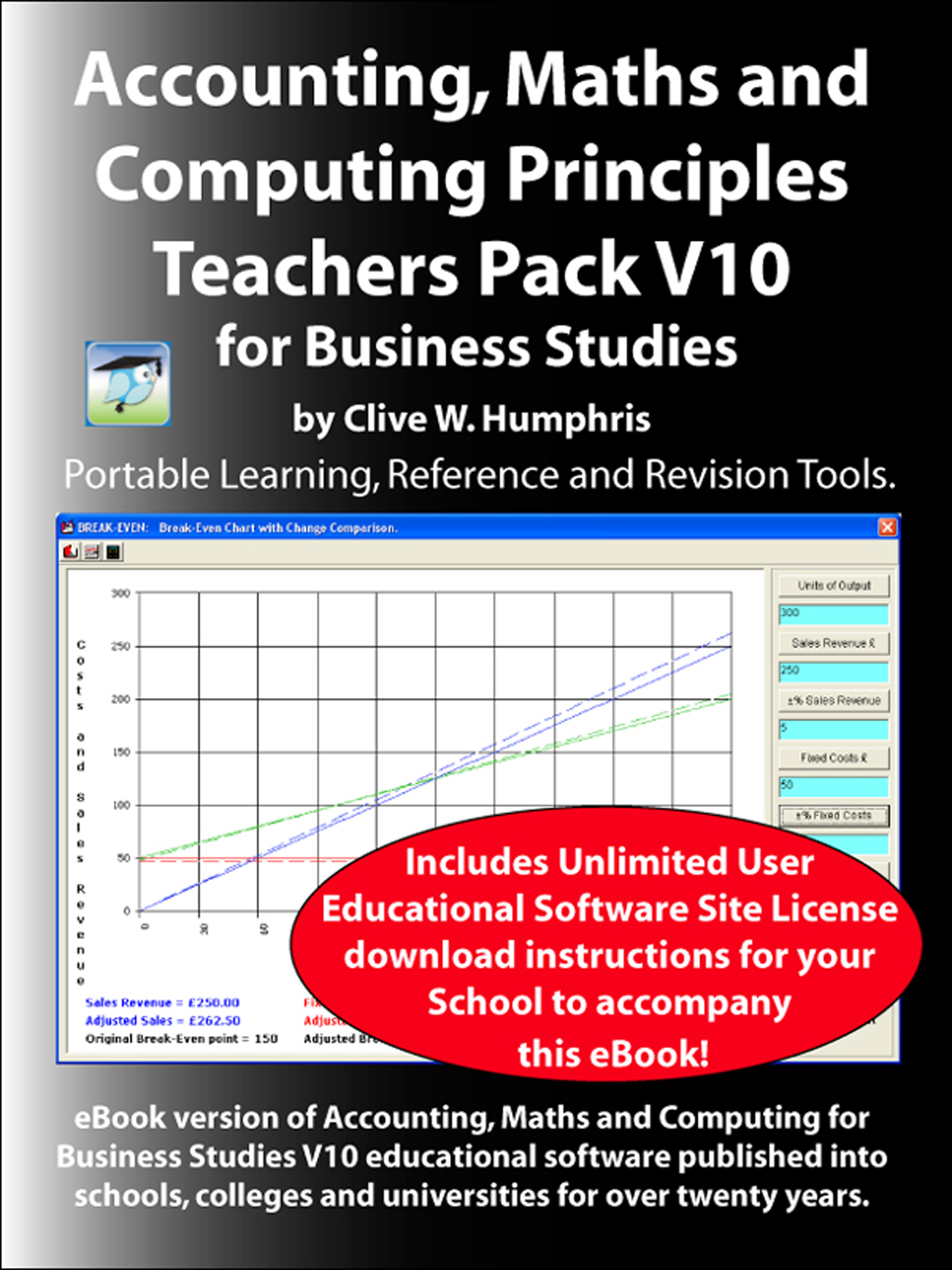Accounting, Maths and Computing Principles for Business Studies Teachers Pack V10