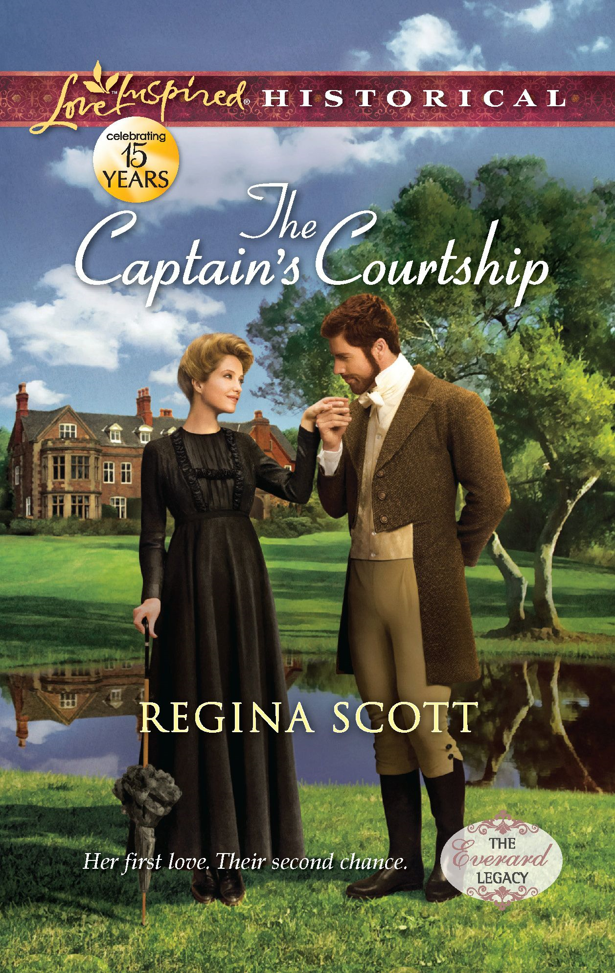 The Captain's Courtship By: Regina Scott
