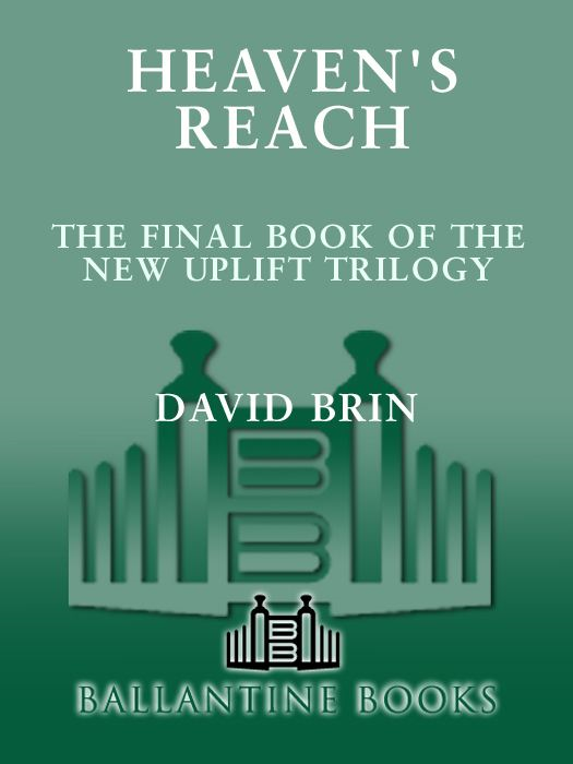 Heaven's Reach By: David Brin