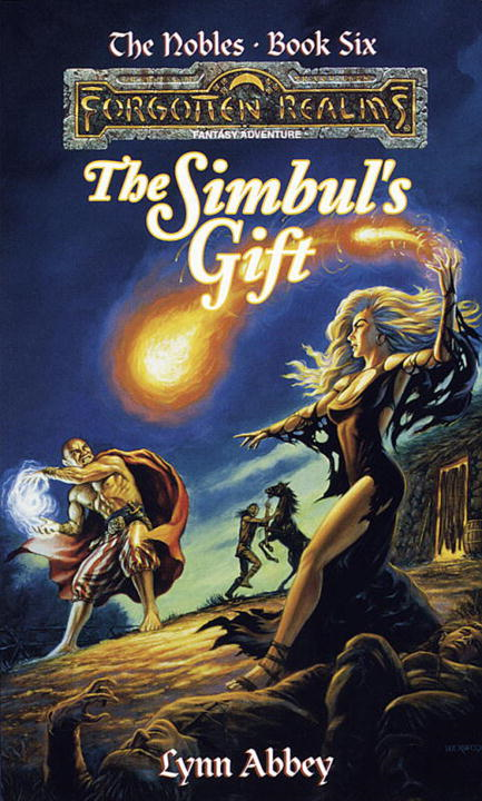 The Simbul's Gift By: Lynn Abbey