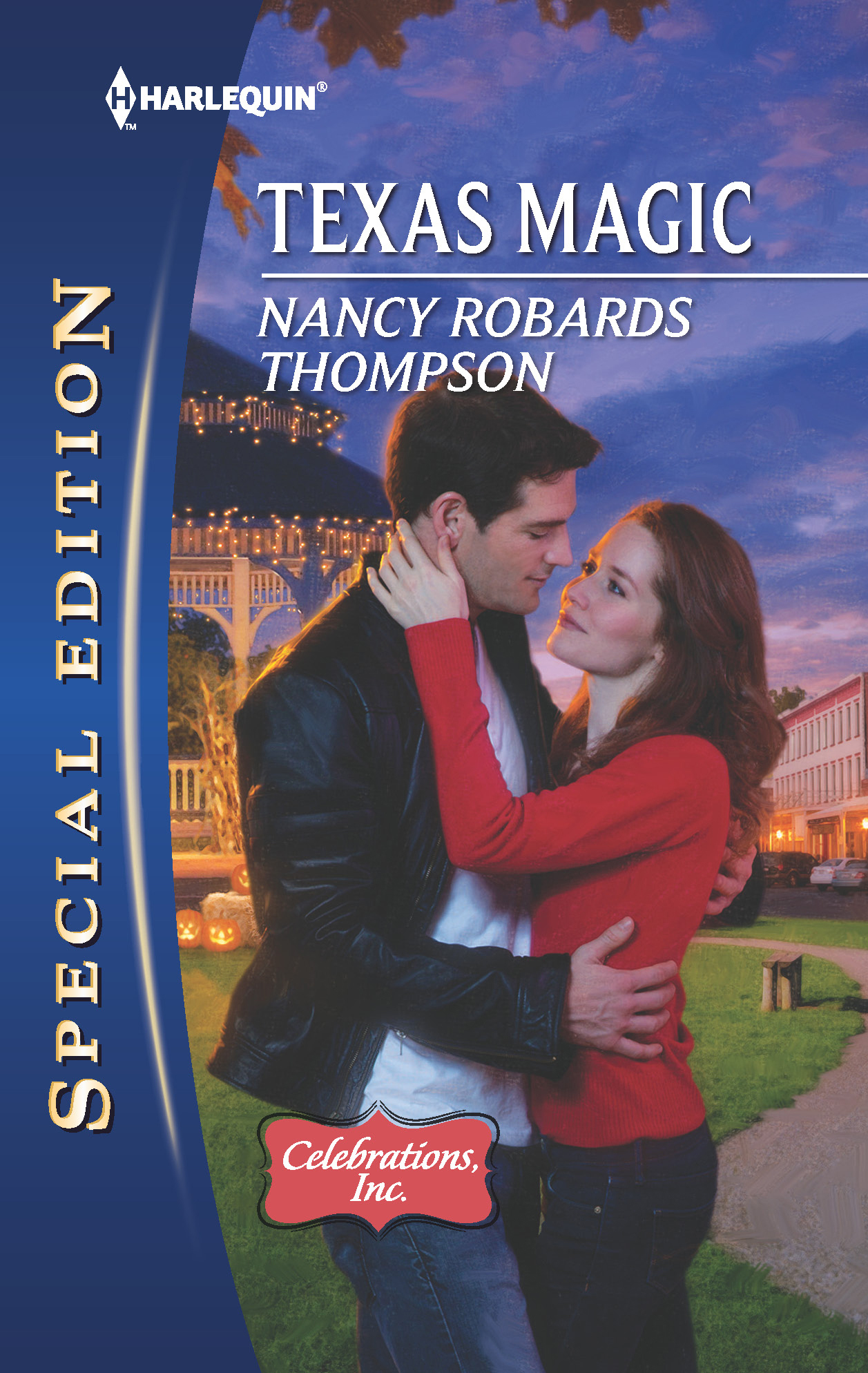 Texas Magic By: Nancy Robards Thompson