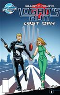 Picture of - William F. Nolan Presents Logan's Run: Last Day #1