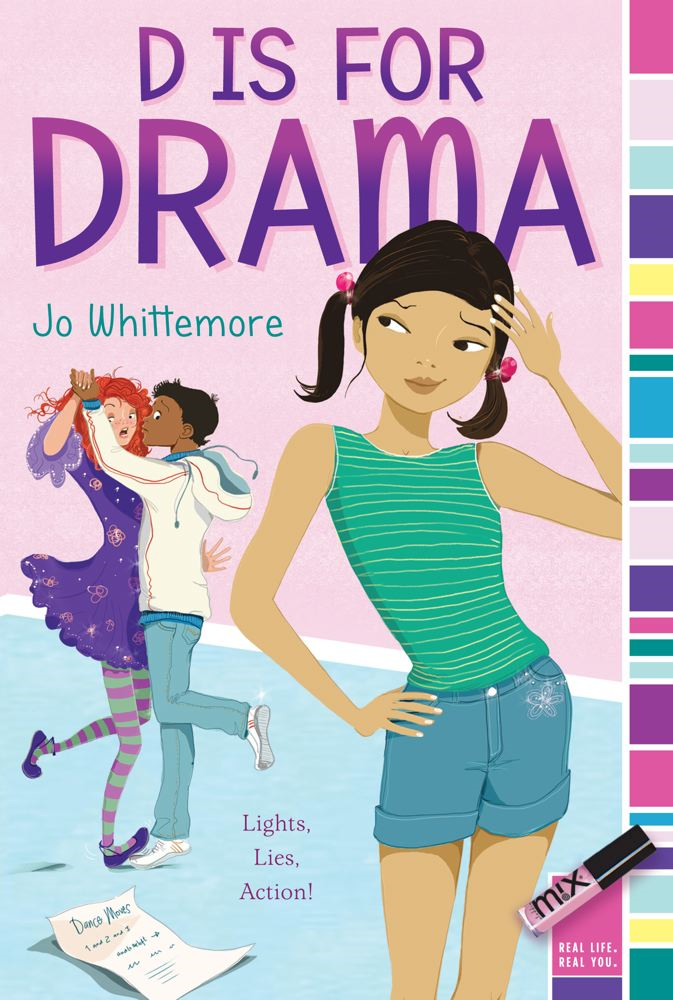 D Is for Drama By: Jo Whittemore