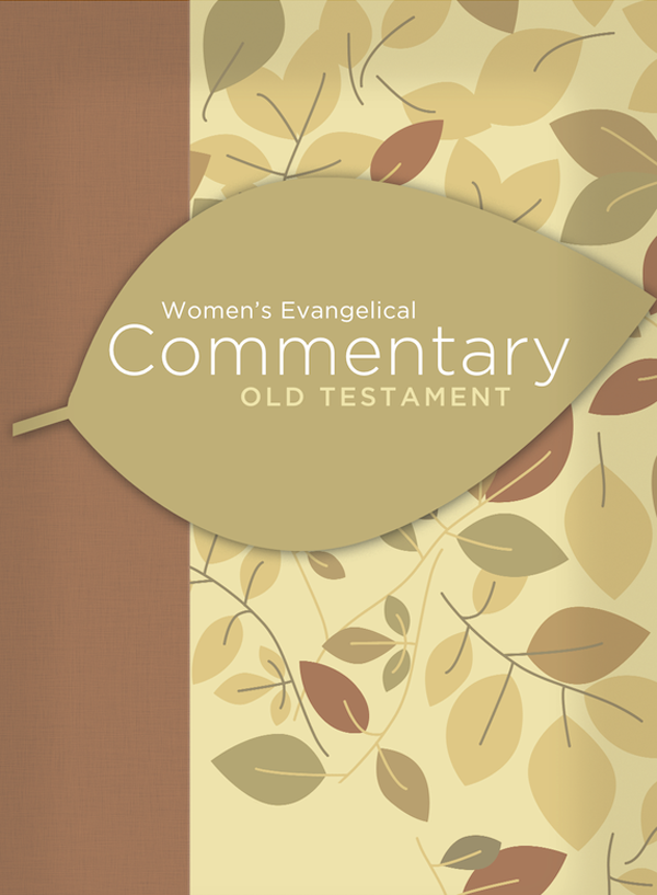 Rhonda Harrington Kelley  Dorothy  Kelley Patterson - Women's Evangelical Commentary: Old Testament