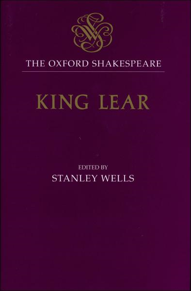 The Oxford Shakespeare: The History of King Lear : The 1608 Quarto