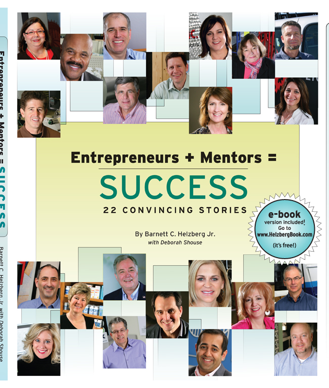 Entrepreneurs + Mentors = Success