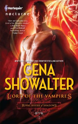 Lord of the Vampires By: Gena Showalter
