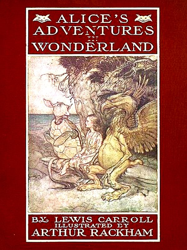 Two LEWIS CARROLL Classics, Volume I