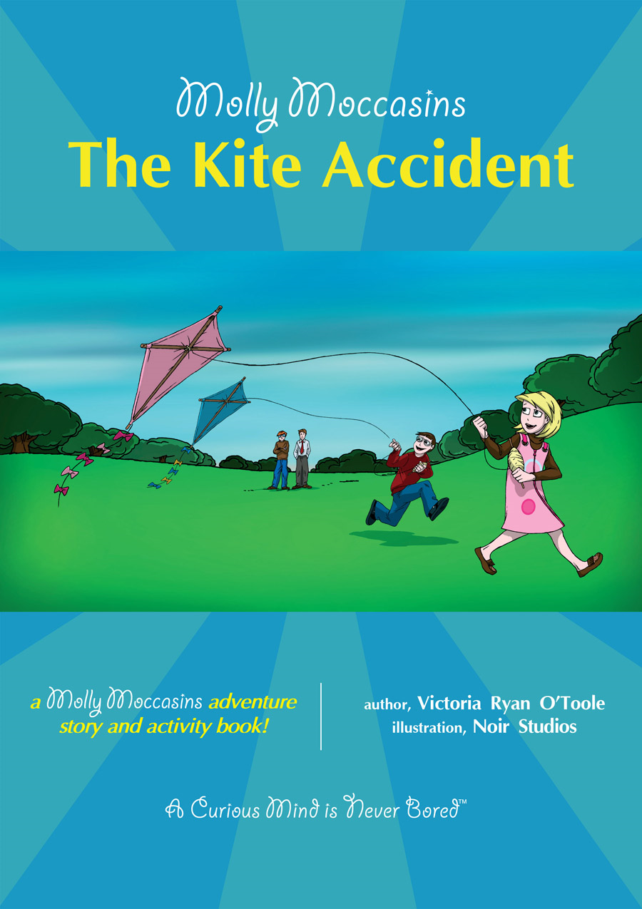 The Kite Accident By: Victoria Ryan O'Toole,Urban Fox Studios