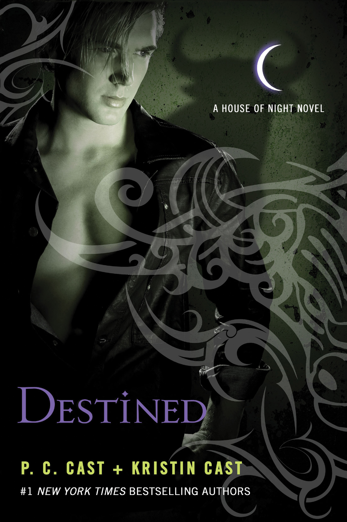 Destined By: Kristin Cast,P. C. Cast