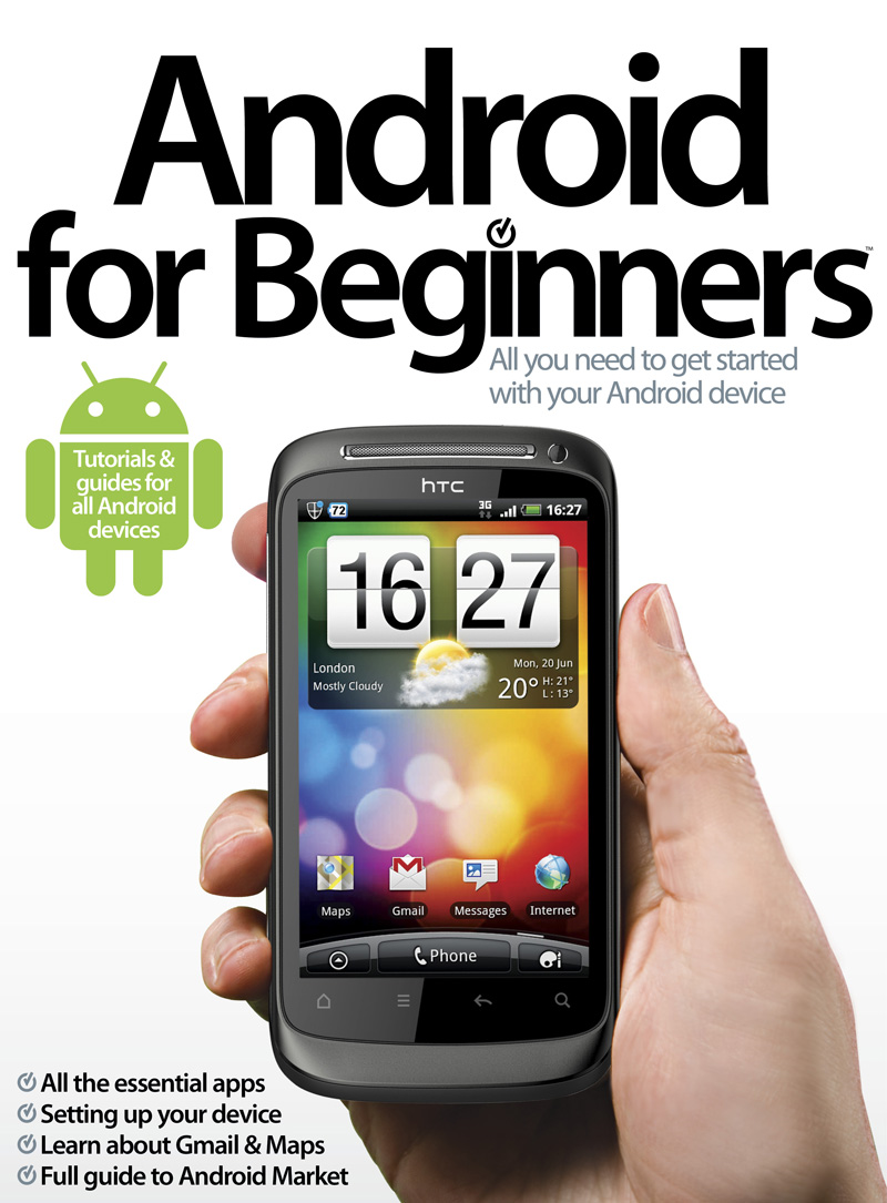 Android for Beginners By: Imagine Publishing
