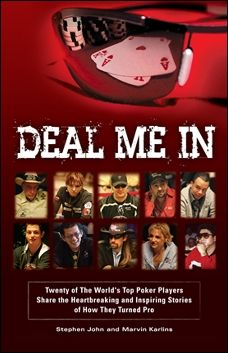 Cover Image: Deal Me In Mini eBook - Chapter 12: Carlos Mortensen: Twenty of the World'sTop Poker Players Share the Heartbreaking and Inspiring Stories of How They Turned Pro