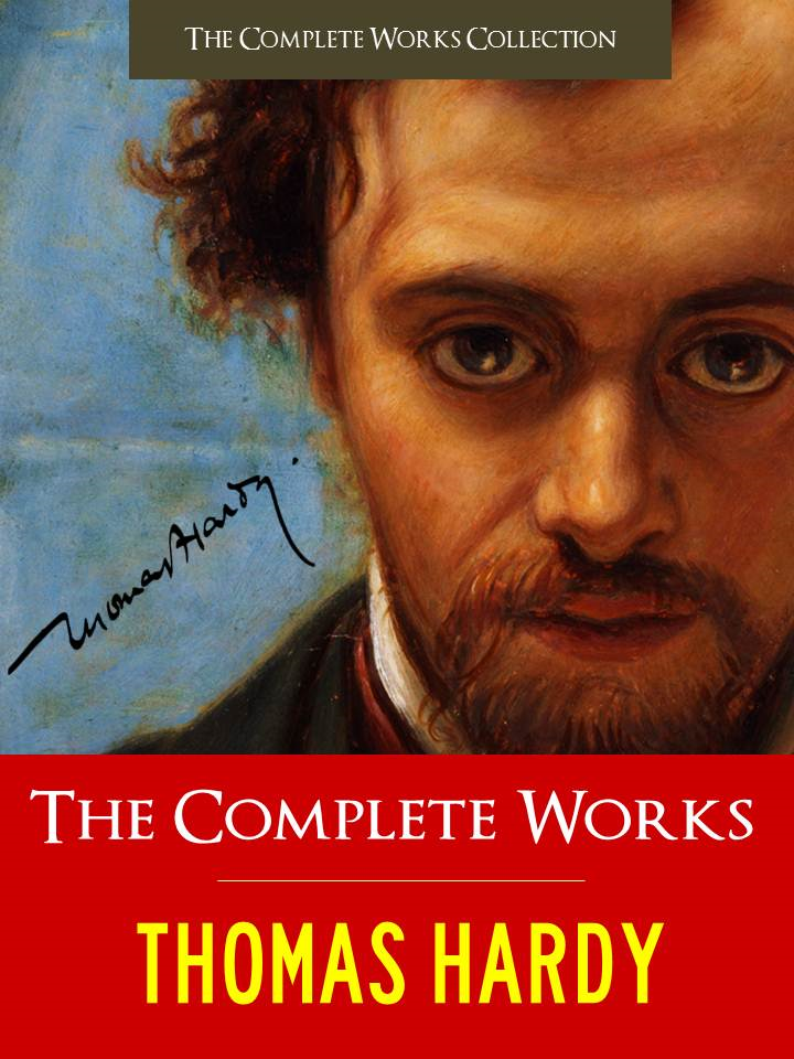 THOMAS HARDY COMPLETE MAJOR WORKS
