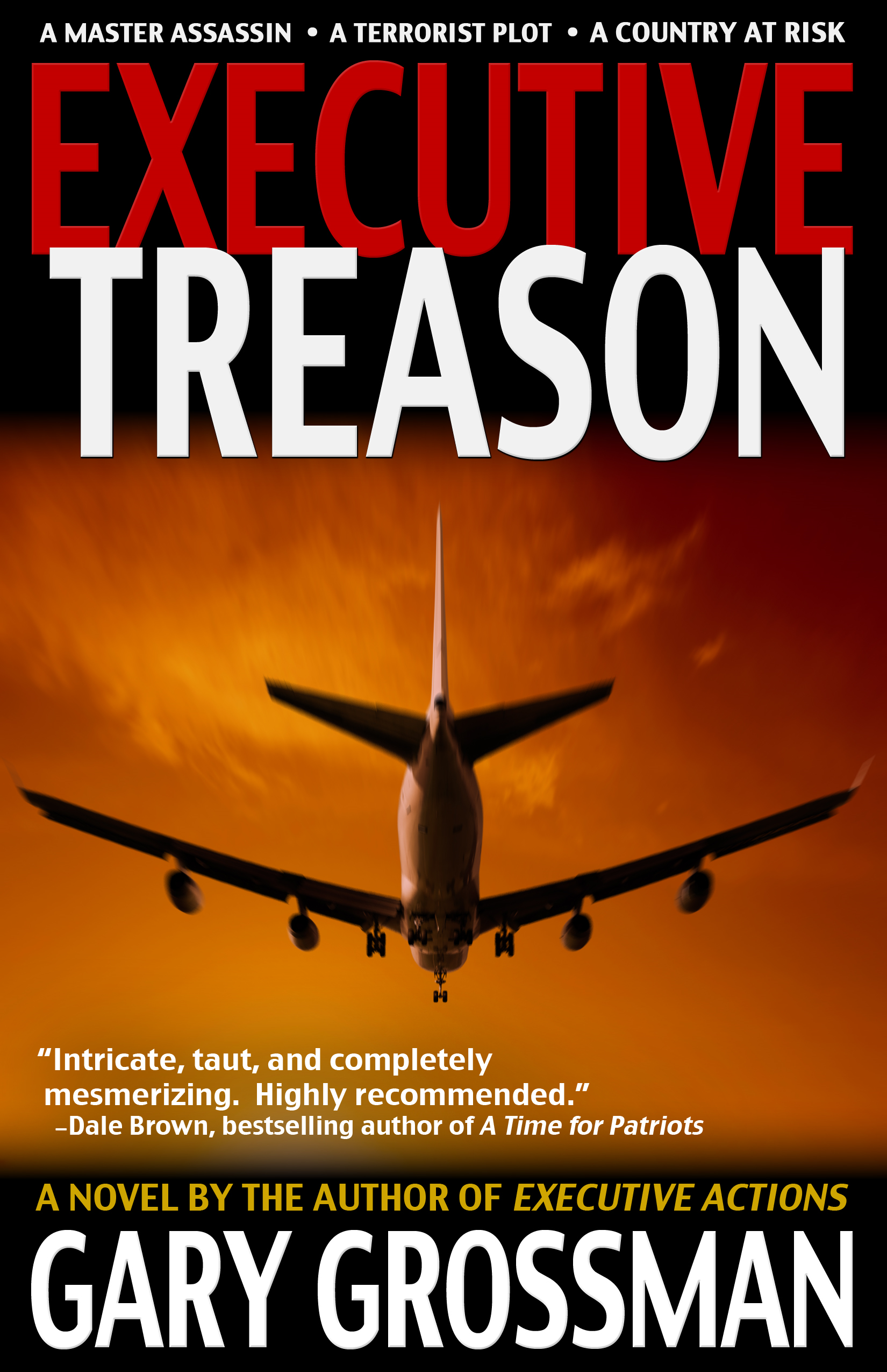 Executive Treason By: Gary Grossman
