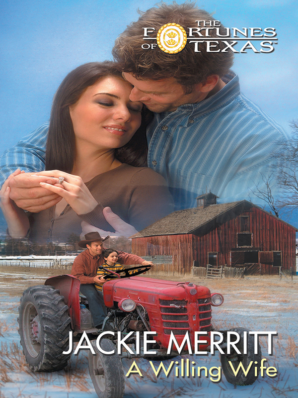 A Willing Wife By: Jackie Merritt
