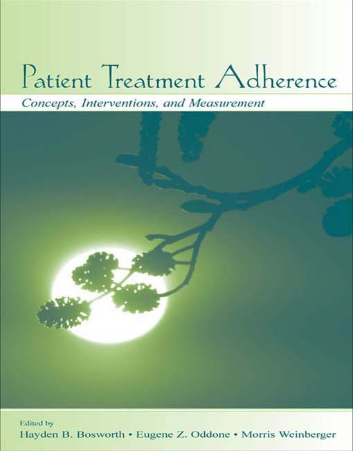 Patient Treatment Adherence By: