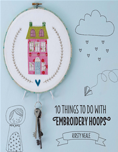 10 Things to do with Embroidery Hoops Unique and inspiring projects to decorate your home