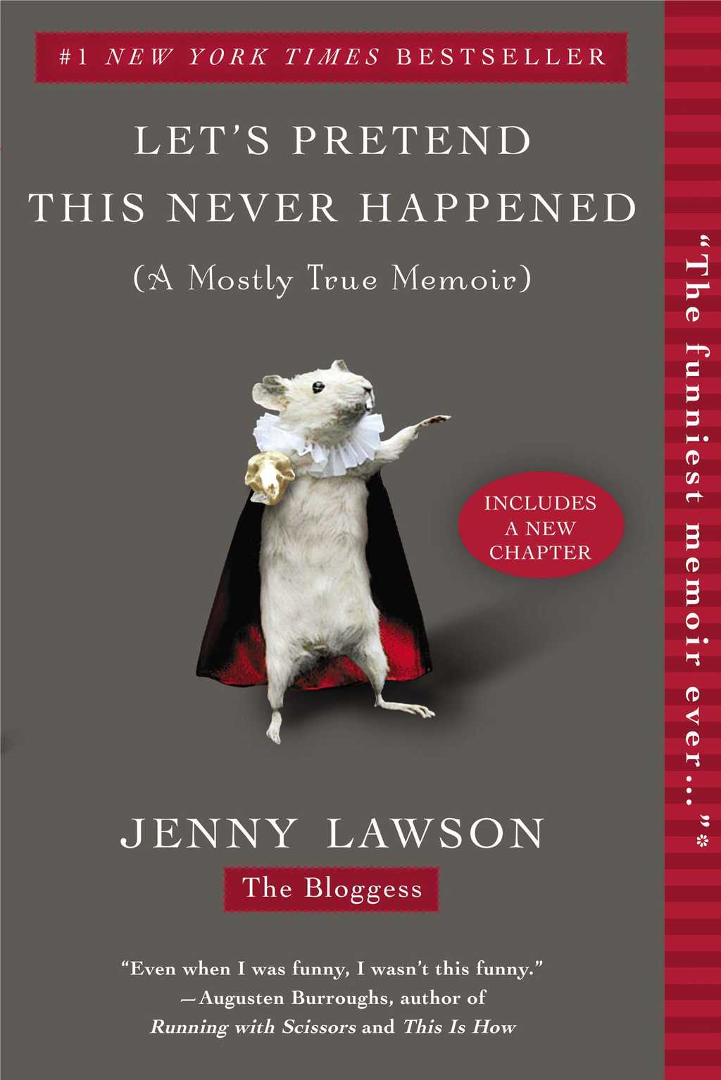 Let's Pretend This Never Happened By: Jenny Lawson
