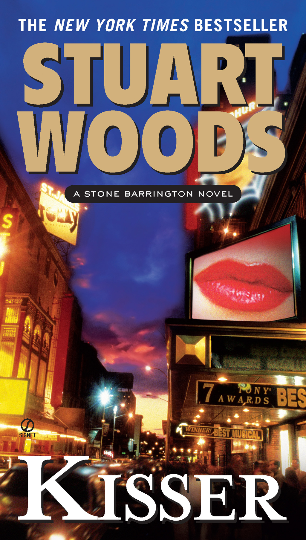Kisser By: Stuart Woods