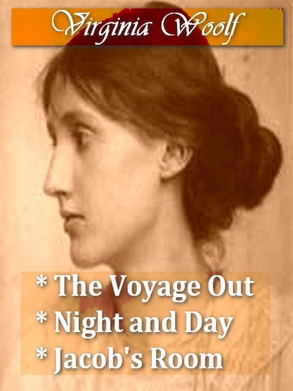 Three VIRGINIA WOOLF Classics