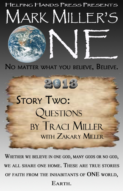 Mark Miller's One 2013 - Volume 2 - Questions