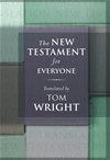 New Testament For Everyone, The: