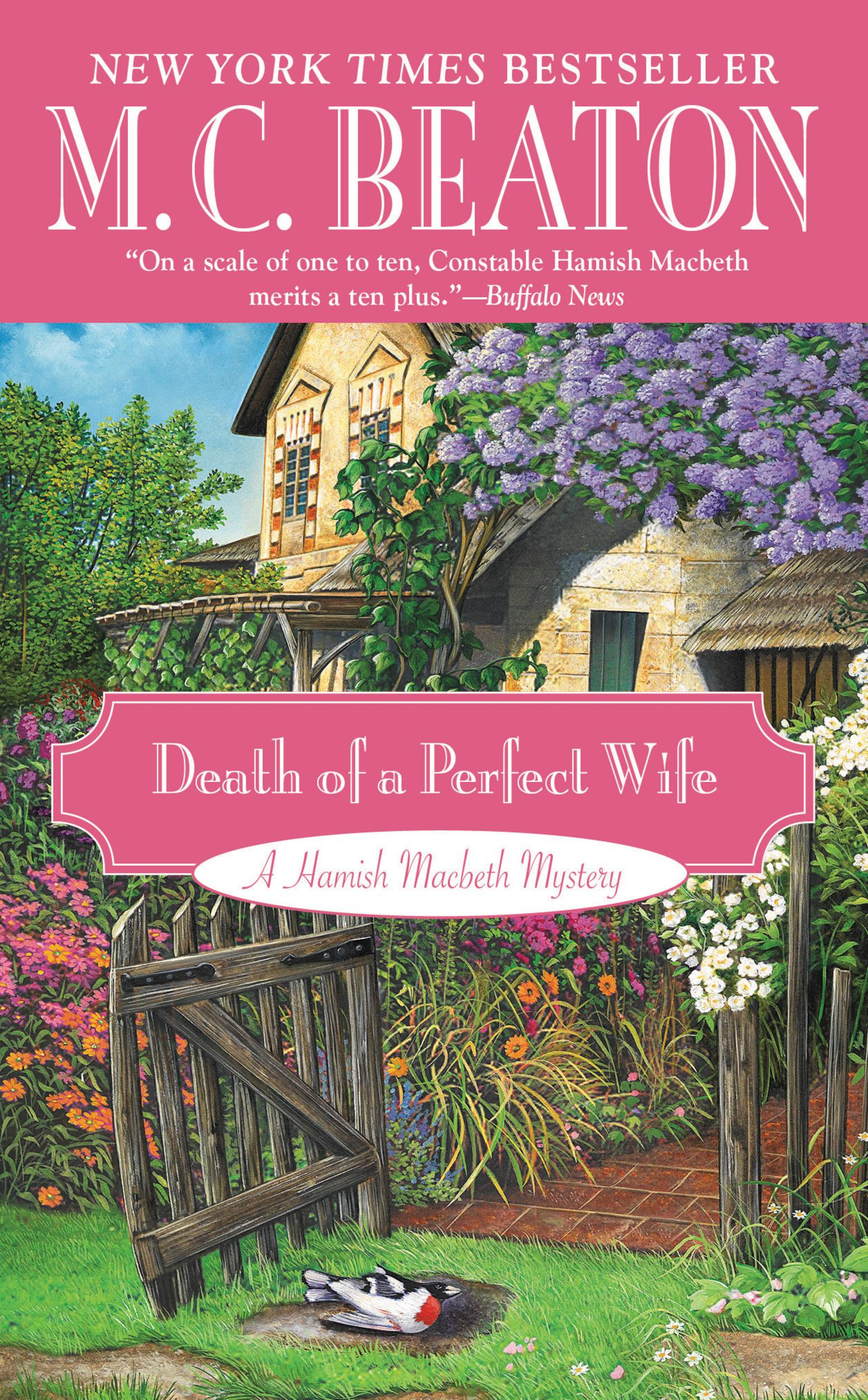 Death of a Perfect Wife By: M. C. Beaton