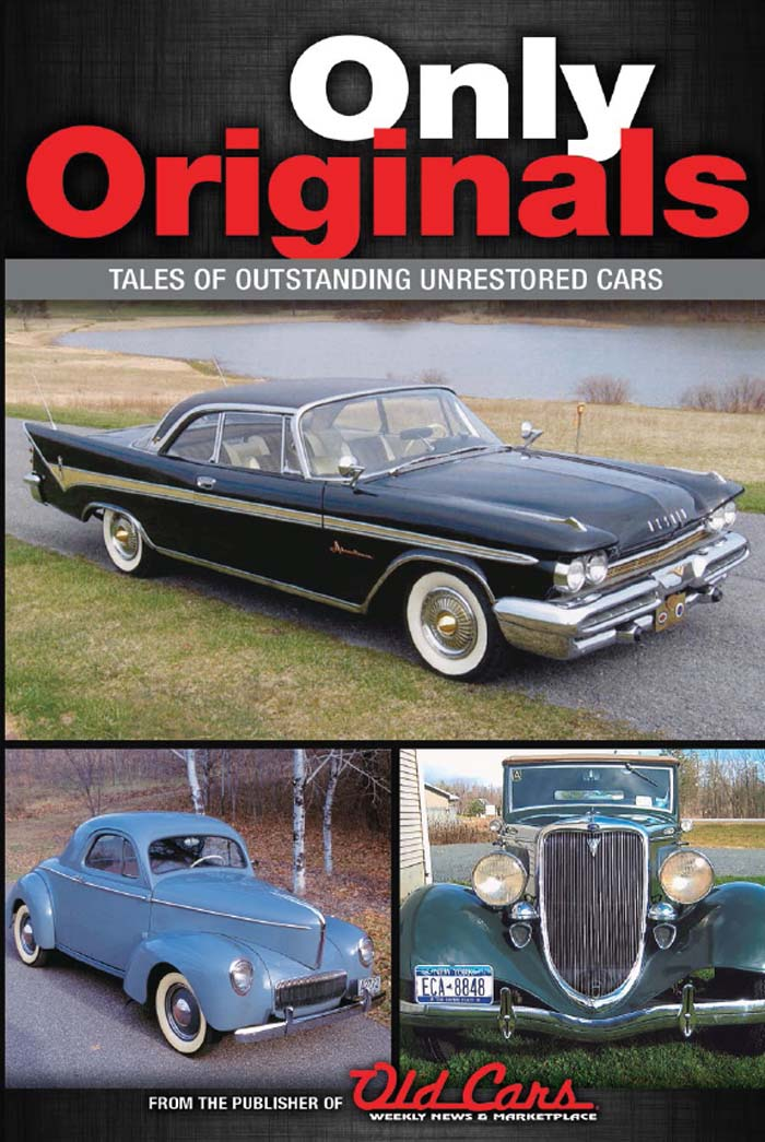 Only Originals Outstanding Unrestored Cars