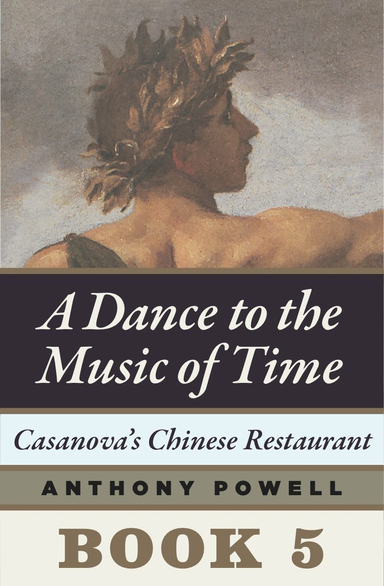 Casanova's Chinese Restaurant By: Anthony Powell