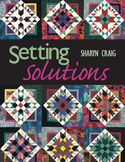 Setting Solutions By: Craig, Sharyn