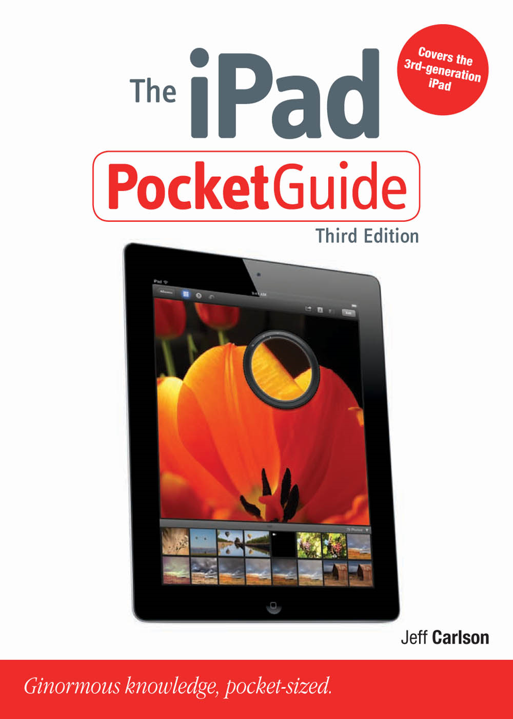 The iPad Pocket Guide By: Carlson, Jeff