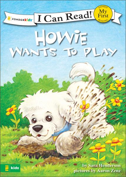 Howie Wants to Play By: Sara   Henderson