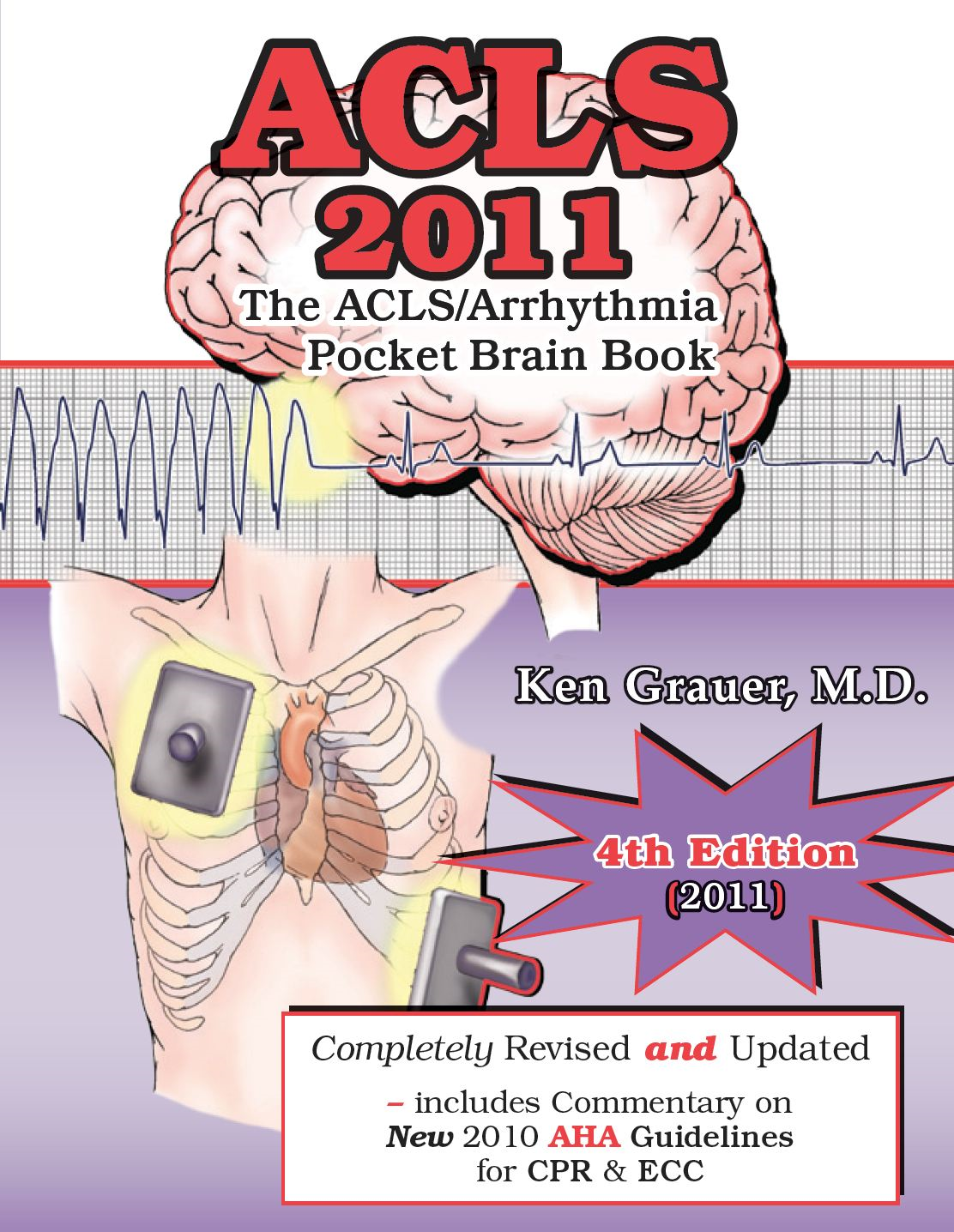 ACLS 2011 - Pocket Brain By: Ken Grauer