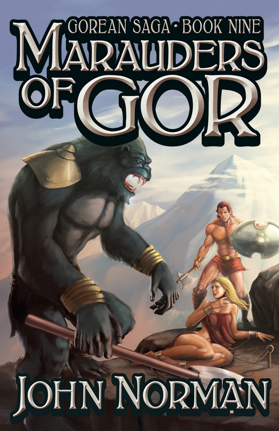 Marauders of Gor By: John Norman